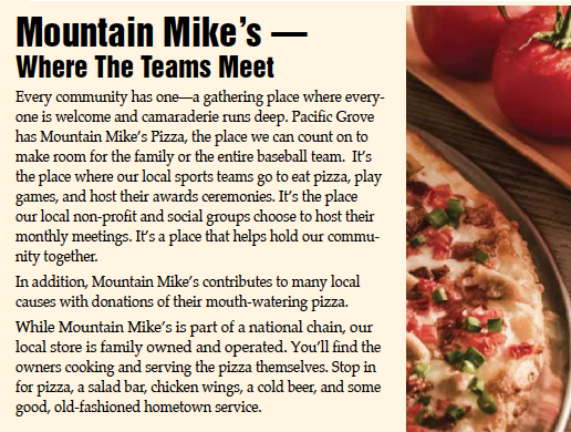 Mountainmike story